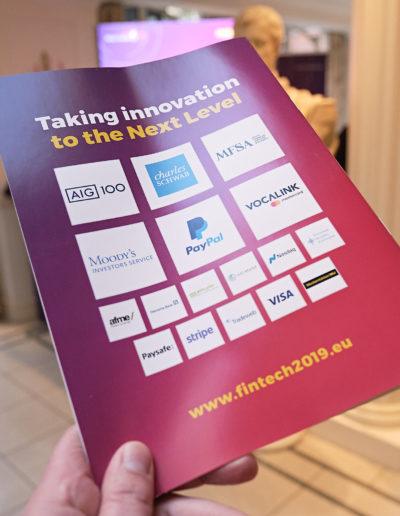 Fintech 2019 Brussels